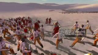 Rome Total War Online Battle #1445: Scythia vs Greece