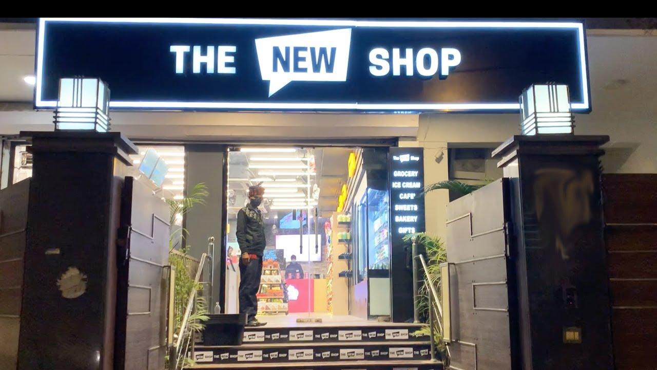 The New Shop Franchise
