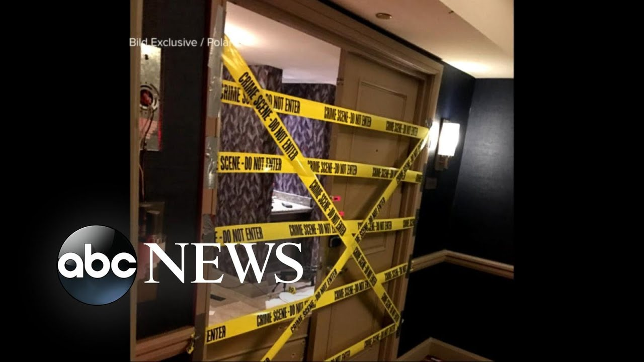 Las Vegas shooter checked into multiple hotels before the attack