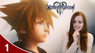 So Hyped I'm Crying! | Kingdom Hearts 3 Gameplay Walkthrough Part 1