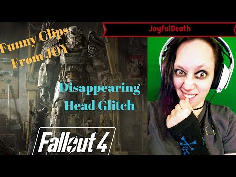 Fallout 4 Ellie Perkins Head Disappearing Act / Glitch Mp3