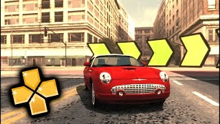 Ford Bold Moves Street Racing PPSSPP Gameplay Full HD / 60FPS