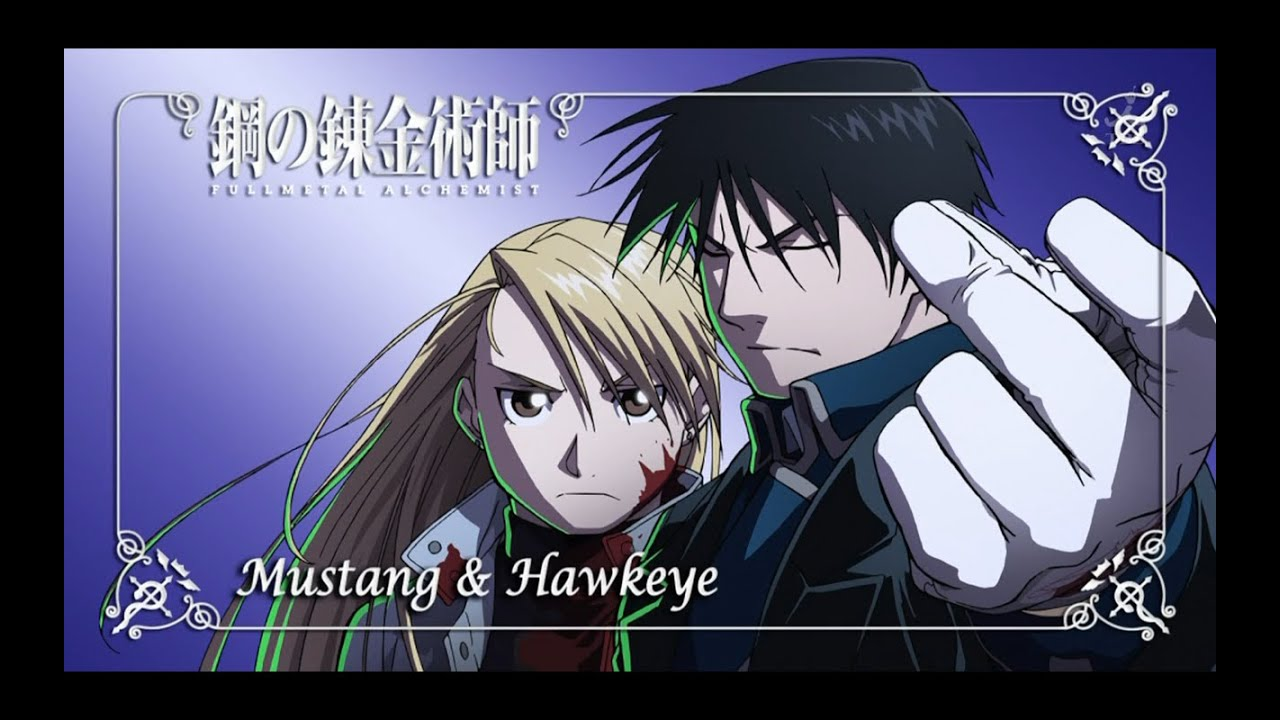 roy mustang and riza hawkeye relationship