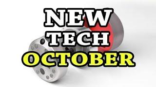 Best Tech Of OCTOBER 2016! (Kickstarter & Indiegogo)