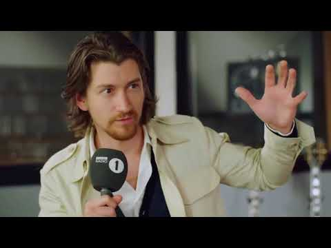 Alex Turner About Early Arctic Monkeys Albums (Interview 2018)