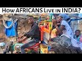 Gambar cover HOW AFRICANS LIVE IN INDIA?