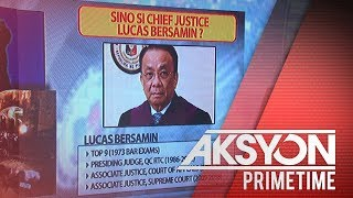 EXPLAINER | Bagong Chief Justice