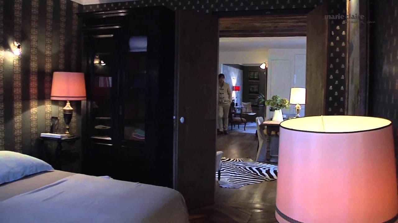 Un appartement parisien style maison de campagne by loft75 for Interieur appartement parisien