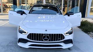 2020 Mercedes-AMG GT 53 4-door Coupe   2020 AMG GT 53 Coupe REVIEW