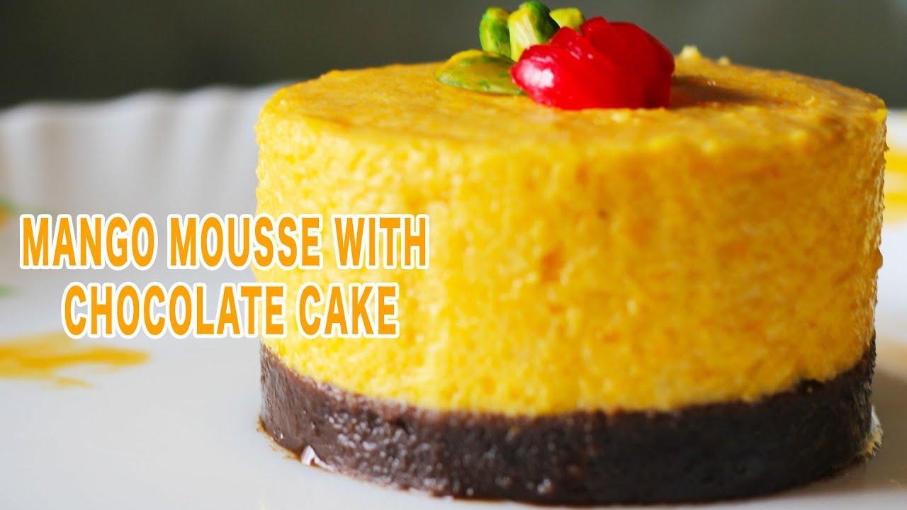 recipe: mango dessert recipe no bake [30]