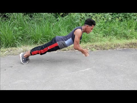 DIFFERENT VARIATIONS OF PUSHUPS | TYPES OF PUSHUPS | ANISH FITNESS |