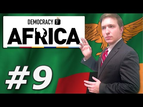 Democracy 3: Africa | Zambia  - Year 9
