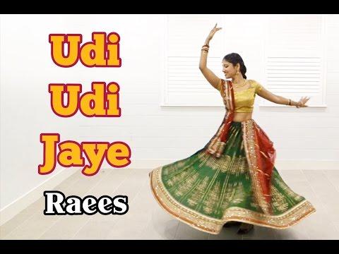 Dance - Udi Udi Jaye | Raees | DubsmashPanti | #FilmySneha