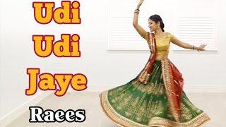 Dance - Udi Udi Jaye   Raees   DubsmashPanti   #FilmySneha