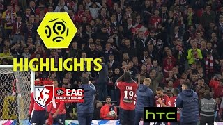 LOSC - EA Guingamp (3-0) - Highlights - (LOSC - EAG) / 2016-17