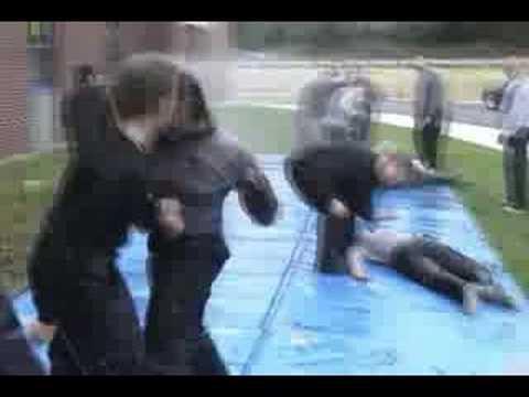 LOCKUP Police Combat Part 2 of 2
