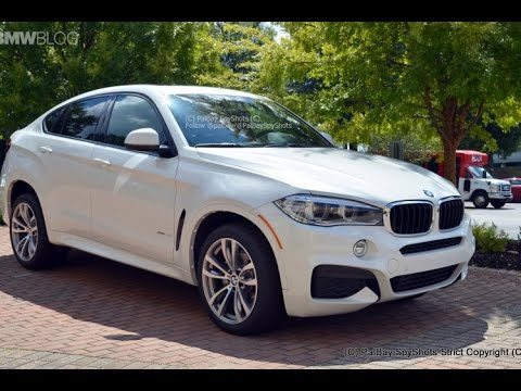 Bmw X6 F16 Crossover Redesigned 2016 Youtube