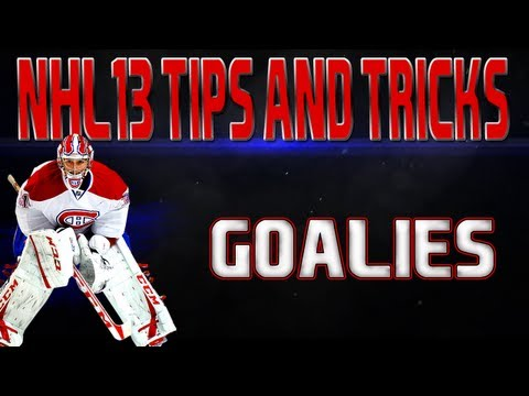 [Full-Download] Nhl 13 How To Play Goalie Tips And Tricks