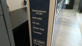 Smart tv samsung 65° 6400 Dh