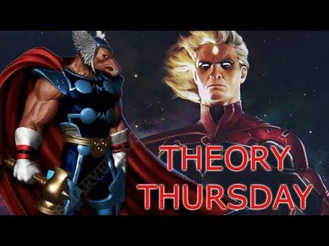 Adam Warclock & Beta Ray Bill In the MCU - Theory Thursday