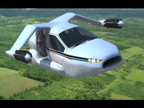 Terrafugia Unveils New Tf X Flying Car Design