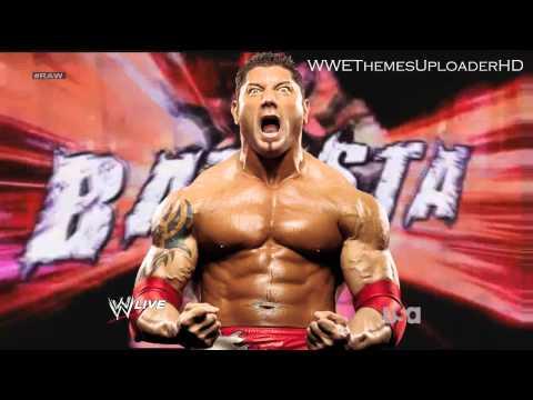 2004-2006: Batista 2nd WWE Theme