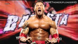 "2004-2006: Batista 2nd WWE Theme ""Monster"" + Download ᴴᴰ"