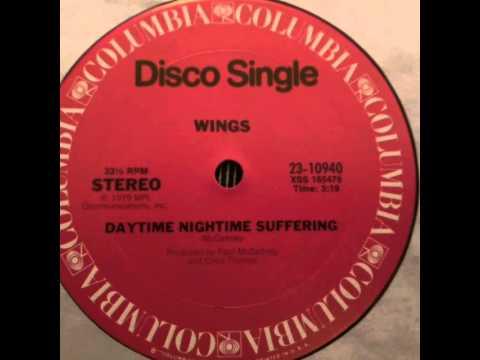 Wings Daytime Nighttime Suffering Vinyl Youtube
