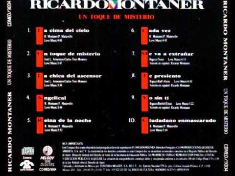 Ver Video de Ricardo Montaner Te Presiento Ricardo Montaner 1989 (Audio)