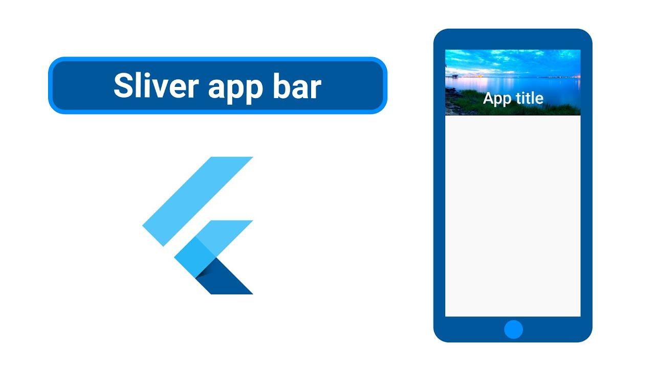 Collapsible/Sliver App Bar Flutter | Programming Addict