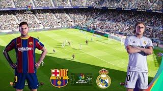 PES 2021 - Gameplay | Barcelona vs Real Madrid | PC screenshot 4