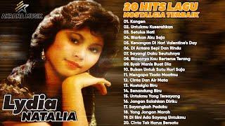 Lydia Natalia [Full Album] 20 Lagu Hits Lydia Natalia Paling Populer   Lagu Nostalgia 80an 90an