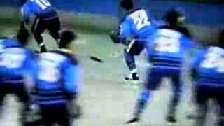 1989 関西学生アイスホッケー 一部リーグ開幕戦 大阪府立大vs近畿大学 #1