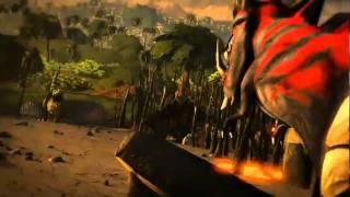 [3DS] Combat of Giants: Dinosaurs 3D - launch trailer.