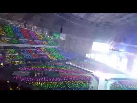 [EℓyXion] Day 1 | Rainbow Ocean during Cloud 9