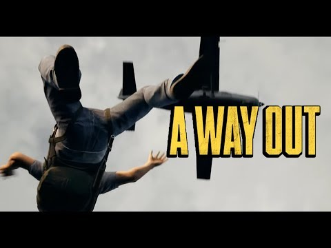 FORCED SKYDIVING! - A Way Out #12