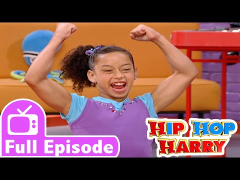 Fitness Fun Day | Full Episode | From Hip Hop Harry