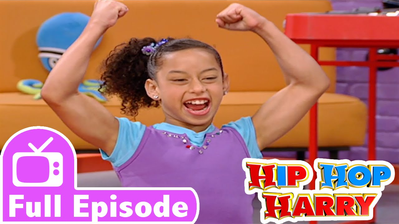 Fitness Fun Day | Full Episode | From Hip Hop Harry - YouTube