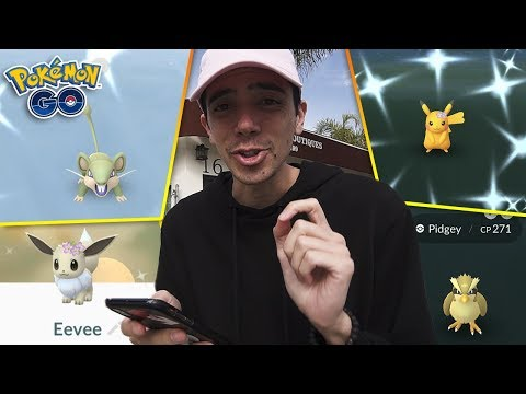 LIMITED TIME ULTRA RARE NEW SHINY IN POKÉMON GO! thumbnail