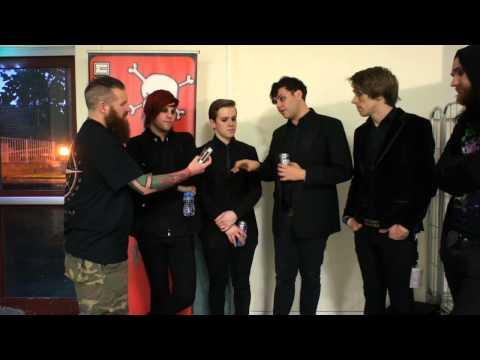 Fearless Vampire Killers Interview October 2014