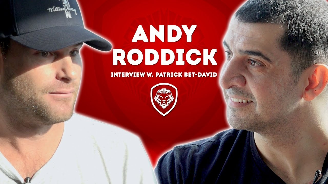 U.S Open Champion Andy Roddick Gives Advice on Books, Tennis ...