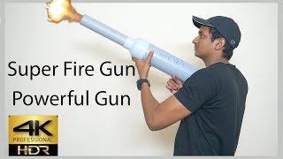 How To Make   Air Gun   Monkey scarer gun   HomeMade   DIY   TUTORIAL