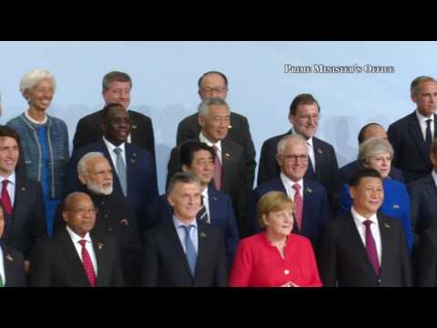 Working Visit to Berlin and G20 summit