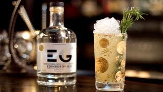 Evergreen Swizzle Cocktail - Raising the Bar with Jamie Boudreau - Small Screen