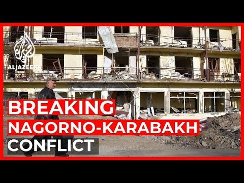 Azerbaijan Says It Seized Nagorno-Karabakh's 2nd-largest City