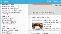 Wie können Sie die Anzeigen auf mobile.de als erste sehen?