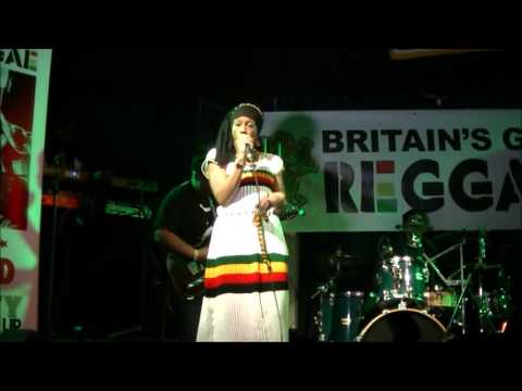 BRITAIN'S GOT REGGAE - HEAT 7 - LIVEWIRE-THE1  & THE MAXIMUM HIGHTS BAND 1/3