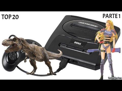 Mi Top 20 Juegos De Sega Genesis Parte 1 Youtube
