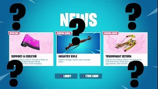 Fortnite V7.4 Update info! Playing with subs!