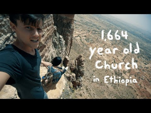 1,664 Year Old Church in Ethiopia